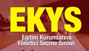 EKYS Kurs Programı