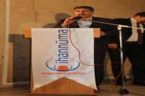 Mustafa Şen İrfan Mektebi Söyleşilerinde